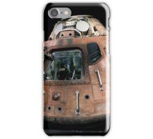 Apollo 14 Capsule iPhone Case/Skin
