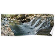Foote Brook, Spring - Panorama Poster