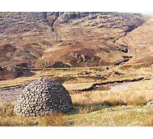 Scottish Igloo? Photographic Print