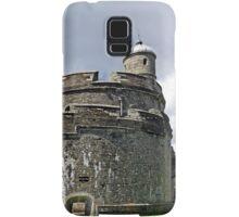St Mawes Castle, East Side Bastion Samsung Galaxy Case/Skin