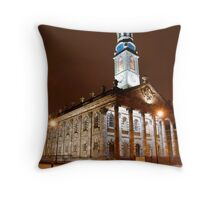 St. Andrews Church Throw Pillow