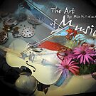 The Art of Music by: Rita H. Ireland by Rita  H. Ireland