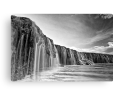 Waterfall Reef Canvas Print