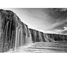 Waterfall Reef Photographic Print