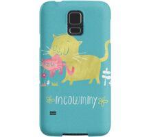 Meommy Samsung Galaxy Case/Skin
