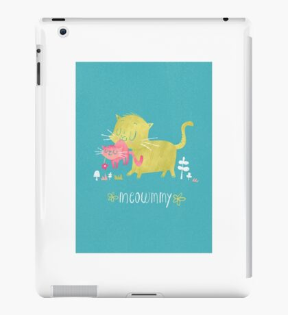 Meommy iPad Case/Skin