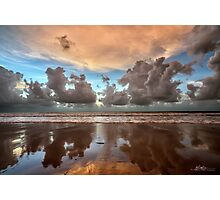 Cable Beach Cloudscape Photographic Print