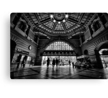 Flinders Street Station Canvas Print