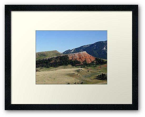 Pipestone Butte by May Lattanzio