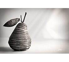 The Pear Photographic Print
