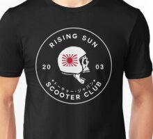Rising Sun Scooter Club Tokyo Unisex T-Shirt
