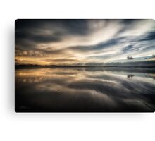 Minyirr Mirrors Canvas Print
