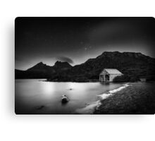When All is Silent Canvas Print