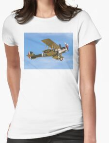 TVAL R.E.8 Reproduction A3930 Womens Fitted T-Shirt