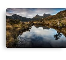 Cradle Mountain Reflections Canvas Print