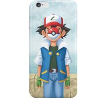 The Son of Pokemon iPhone Case/Skin