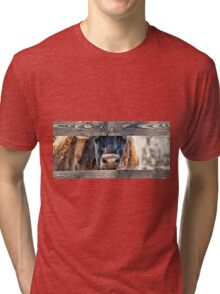 Eyes on You Tri-blend T-Shirt