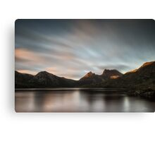 Cradle Mountain at Dawn Canvas Print