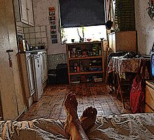 LND flat by cheffia