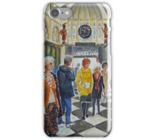 Royal Arcade, Melbourne (2) iPhone Case/Skin
