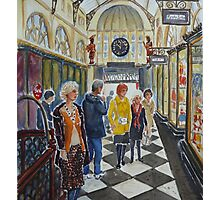 Royal Arcade, Melbourne (2) Photographic Print