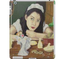 Wedding planner iPad Case/Skin