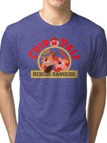 Chip N Dale: Rescue Rangers! Tri-blend T-Shirt