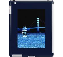 Blue Still Water iPad Case/Skin