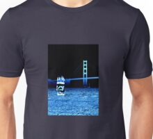 Blue Still Water Unisex T-Shirt
