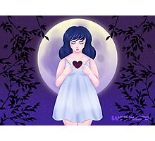Heartless Photographic Print