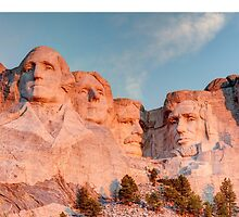 Mount Rushmore National Memorial by Joshua McDonough Photography