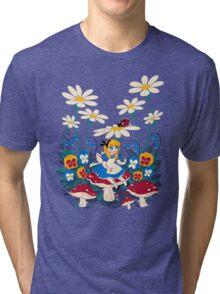 Golden Afternoon Tri-blend T-Shirt