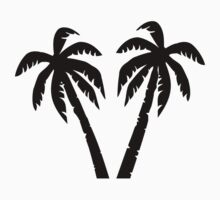 Palm trees by Designzz