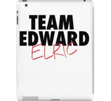 Team Edward iPad Case/Skin