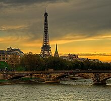 Parisian Overview by MNDustyLens
