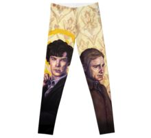 ConsultingDetectives - Legs Leggings
