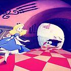 Alice & The Rabbit by suburbia