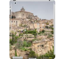 Ancient French Village iPad Case/Skin