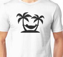 Palms hammock Unisex T-Shirt
