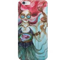 An Existence Aquatic iPhone Case/Skin