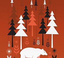 Bear by Cristian Bogdan Rosu