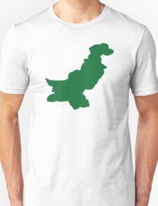 Pakistan map T-Shirt