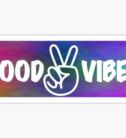 Good Vibes Sticker