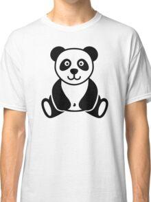 Comic panda Classic T-Shirt