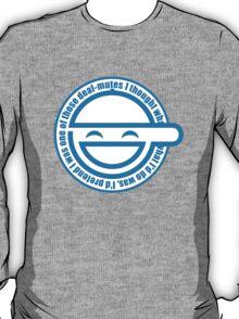 laughing man T-Shirt