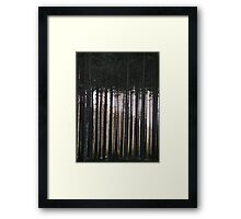 Scots Pines Framed Print