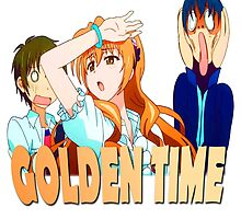 Golden Time by codyfazzin