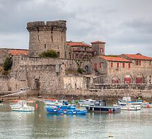 Le Fort de Socoa - Ancient Fortification by Joshua McDonough Photography