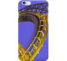Loch Ness Monster, Busch Gardens, VA iPhone Case/Skin