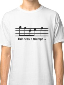 This was a Triumph Classic T-Shirt